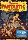 Famous Fantastic Mysteries (1939-1953 Altus Press) Canadian Edition Vol. 11 #6