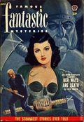 Famous Fantastic Mysteries (1939-1953 Altus Press) Canadian Edition Vol. 13 #4