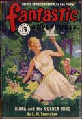 Fantastic Adventures (1950-1954 Thorpe & Porter) UK Edition 1