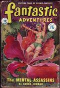 Fantastic Adventures (1950-1954 Thorpe & Porter) UK Edition 3