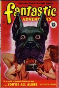 Fantastic Adventures (1950-1954 Thorpe & Porter) UK Edition 21