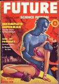 Future Science Fiction (1951-1954 Columbia Publications) Pulp UK 2
