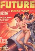 Future Science Fiction (1951-1954 Columbia Publications) Pulp UK 3