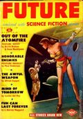 Future Science Fiction (1951-1954 Columbia Publications) Pulp UK 4