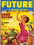 Future Science Fiction (1951-1954 Columbia Publications) Pulp UK 5