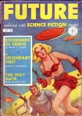 Future Science Fiction (1951-1954 Columbia Publications) Pulp UK 8