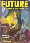 Future Science Fiction (1951-1954 Columbia Publications) Pulp UK 9