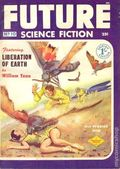 Future Science Fiction (1951-1954 Columbia Publications) Pulp UK 10