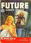 Future Science Fiction (1951-1954 Columbia Publications) Pulp UK 12