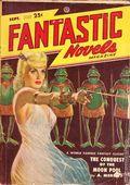 Fantastic Novels (1948-1951 New Publications) Canadian Edition Vol. 2 #3