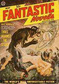 Fantastic Novels (1948-1951 New Publications) Canadian Edition Vol. 4 #1