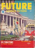 Future Science Fiction (1951-1954 Columbia Publications) Pulp UK 14