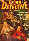 FBI Detective Stories (1949-1951 Popular Publications) Canadian Edition Vol. 1 #3