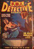 FBI Detective Stories (1949-1951 Popular Publications) Canadian Edition Vol. 2 #3