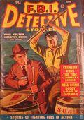 FBI Detective Stories (1949-1951 Popular Publications) Canadian Edition Vol. 3 #1