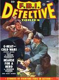 FBI Detective Stories (1949-1951 Popular Publications) Canadian Edition Vol. 3 #4
