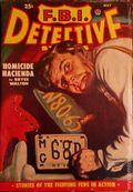 FBI Detective Stories (1949-1951 Popular Publications) Canadian Edition Vol. 4 #2