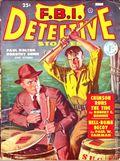 FBI Detective Stories (1949-1951 Thorpe & Porter) UK Edition 2