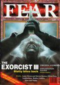 Fear (1988) UK Magazine 18