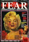 Fear (1988) UK Magazine 25