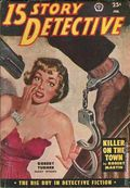 15 Story Detective (1950-1951 Popular Publication) Canadian Edition 1