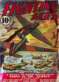 Fighting Aces (1940-1944 Fictioneers) Canadian Edition 1