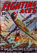 Fighting Aces (1940-1944 Fictioneers) Canadian Edition 3