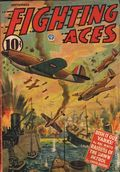 Fighting Aces (1940-1944 Fictioneers) Canadian Edition 4