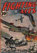 Fighting Aces (1940-1944 Fictioneers) Canadian Edition 6