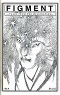 Figment (1989-1993 Figment Press) Fanzine 4