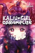 Kaiju Girl Caramelise GN (2019 Yen Press) 1-1ST