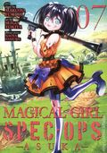 Magical Girl Special Ops Asuka GN (2017 Seven Seas) 7-1ST