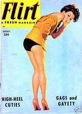 Flirt (1947-1955 Flirt Magazine) Vol. 6 #4