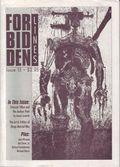 Forbidden Lines (1990-1994 Forbidden Press) 13