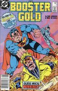 Booster Gold (1986 DC 1st Series) Canadian Price Variant 7