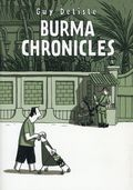 Burma Chronicles GN (2010 Drawn and Quarterly) 1-REP