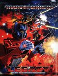 Transformers Legacy: The Art of Transformers Packaging SC (2019 IDW) 1-1ST