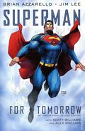 Superman For Tomorrow HC (2019 DC) 15th Anniversary Deluxe Edition 1-1ST