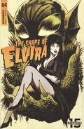 Elvira The Shape of Elvira (2018 Dynamite) 4A