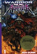 Warrior Nun Areala Armor of God TPB (2008 AP) 1C-1ST