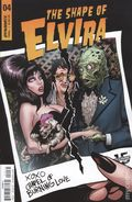 Elvira The Shape of Elvira (2018 Dynamite) 4C