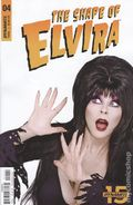Elvira The Shape of Elvira (2018 Dynamite) 4D