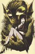 Elvira The Shape of Elvira (2018 Dynamite) 4E