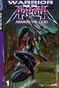 Warrior Nun Areala Armor of God TPB (2008 AP) 1B-1ST
