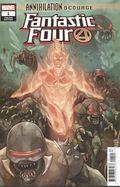 Annihilation Scourge Fantastic Four (2019 Marvel) 1B
