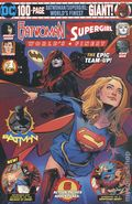 Batwoman Supergirl Worlds Finest Giant (2019 DC) 1