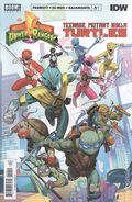 Power Rangers Teenage Mutant Ninja Turtles (2019 Boom) 1A