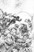 Power Rangers Teenage Mutant Ninja Turtles (2019 Boom) 1F