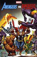 Avengers vs. Fantastic Four TPB (2019 Marvel) 1-1ST