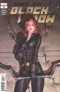 Web of Black Widow (2019 Marvel) 4A